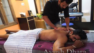 Gents Massage Center in Coimbatore